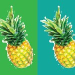 This year's home and fashion trend: the pineapple