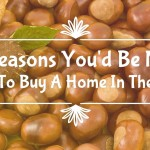 5 Reasons You'd Be Nuts Not To Buy A Home In The Fall