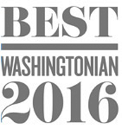 Best Washingtonian 2016